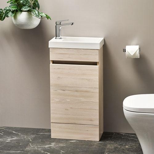 Clearlite Bathrooms hand basins